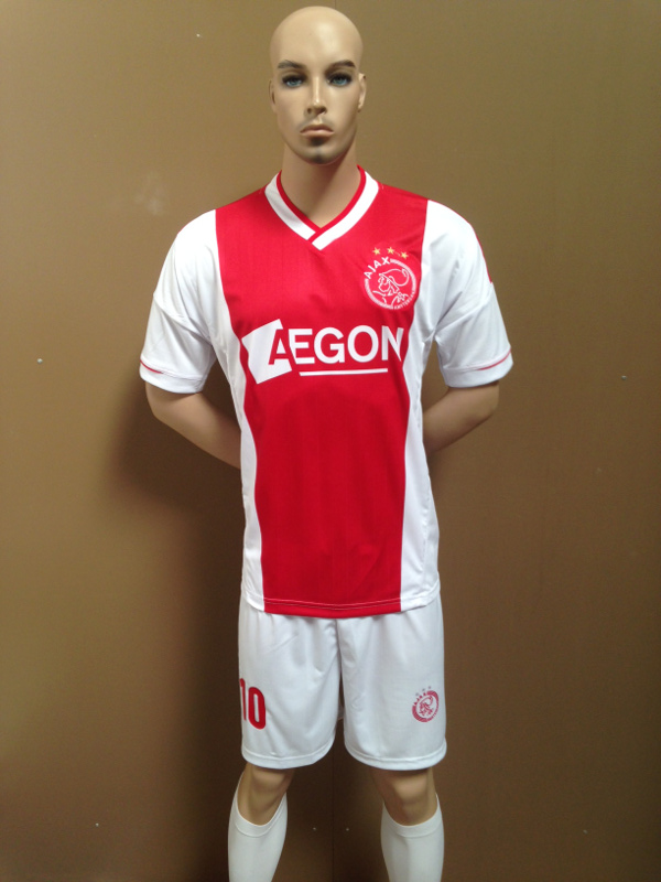 Uniforme Ajax Local 2013-2014