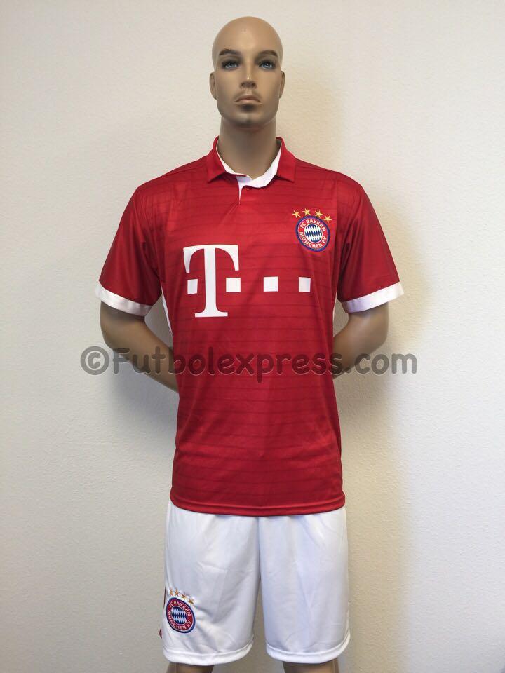 Uniforme de Futbol Bayern Munich Local 2016-2017