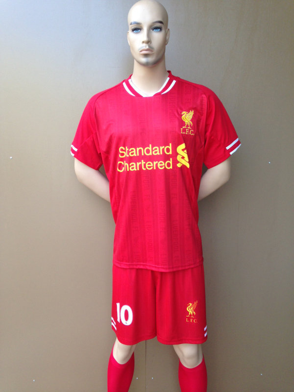 Uniforme de Futbol Liverpool Local 2013-2014