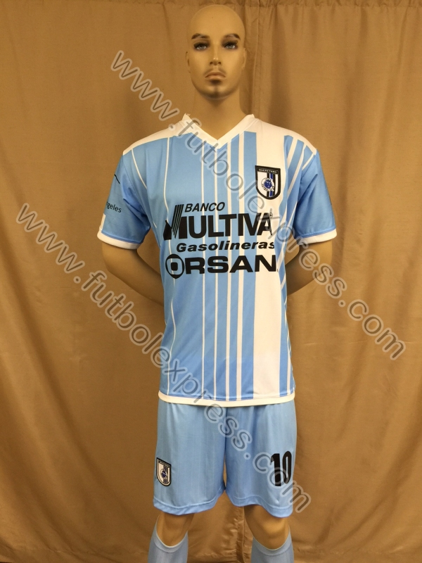 uniforme del city 2016