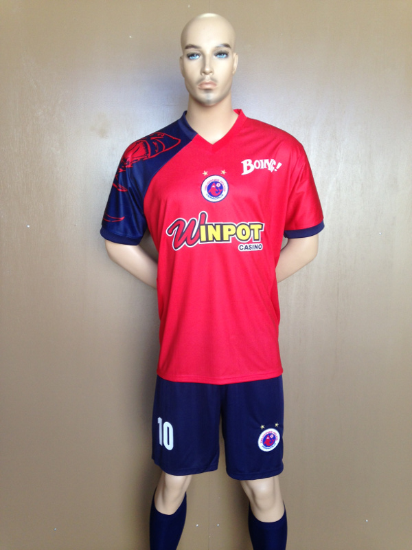 Uniforme Veracruz Local 2013-2014