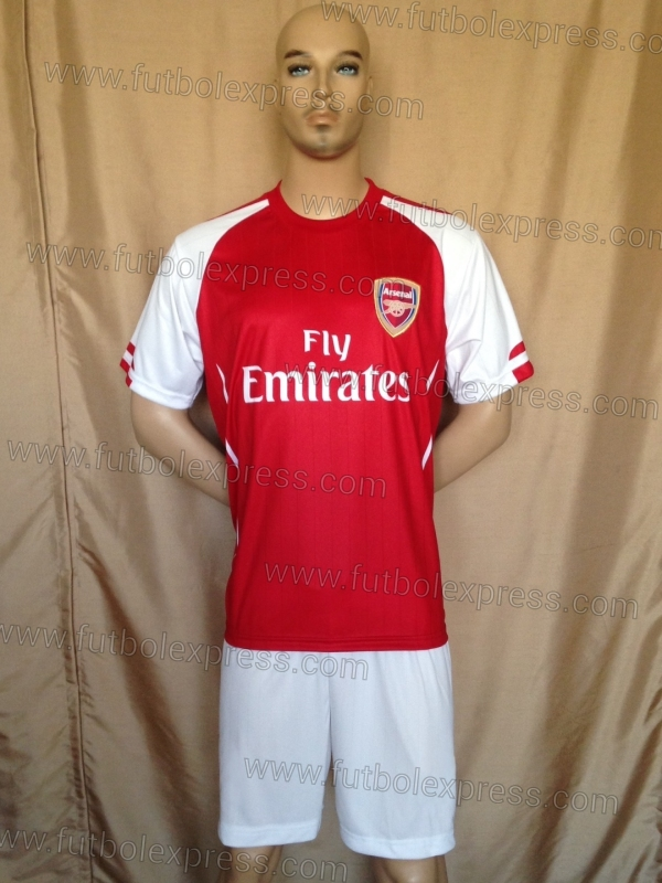 Uniforme Soccer Arsenal Local 2014-15