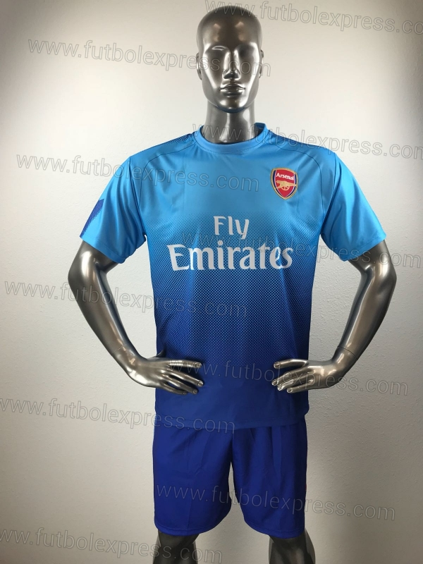 Uniforme Soccer Arsenal Visita 2017-18