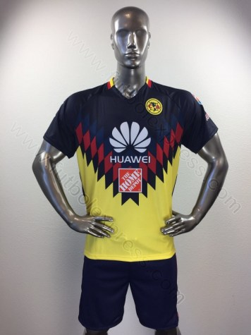 Uniforme Soccer America Local 2017-18