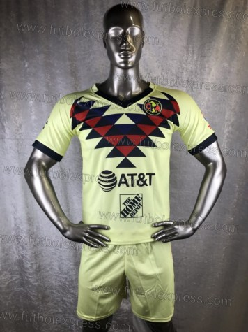 Uniforme Soccer America Local 2019-20