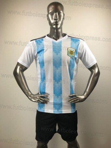 Uniforme Soccer Argentina Local 2018