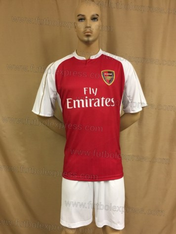Uniforme Soccer Arsenal Local 2015-16
