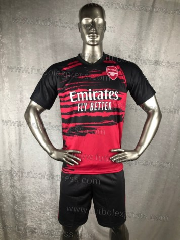 Uniforme Soccer Arsenal Pre-Match 2020-21