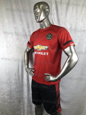 Uniforme Soccer Manchester United Local 2019-20