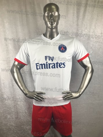 Uniforme Soccer Paris Saint Germain Visita 2015-16