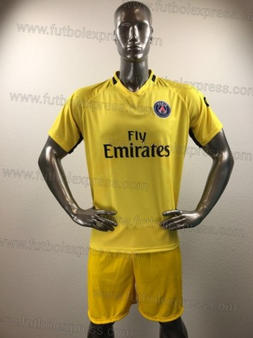 Uniforme Soccer Paris Saint Germain Visita 2017-18