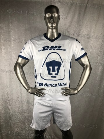 Uniforme Soccer Pumas Local 2020-21
