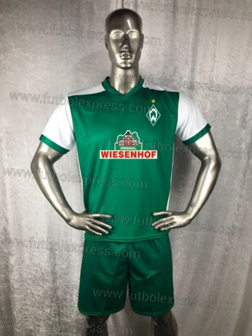 Uniforme Soccer Werder Bremen Local 2015-16