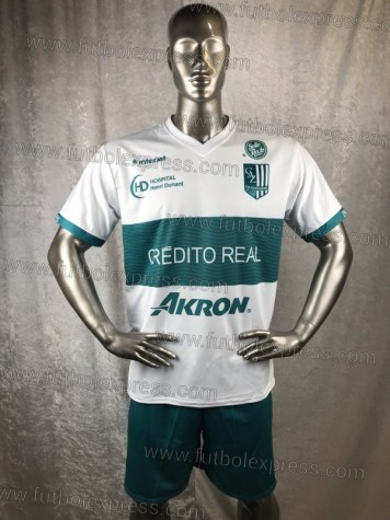 Uniforme Soccer Zacatepec Local 2019-20