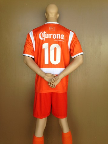 Uniforme Correcaminos Local 2013-2014