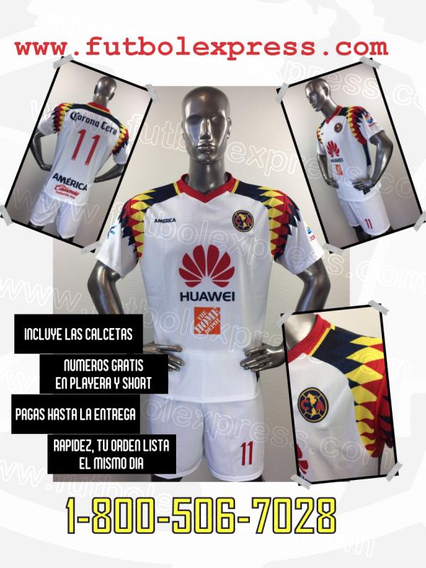 Uniformes de liga mexicana de futbol mx for Cuarto uniforme del america 2018
