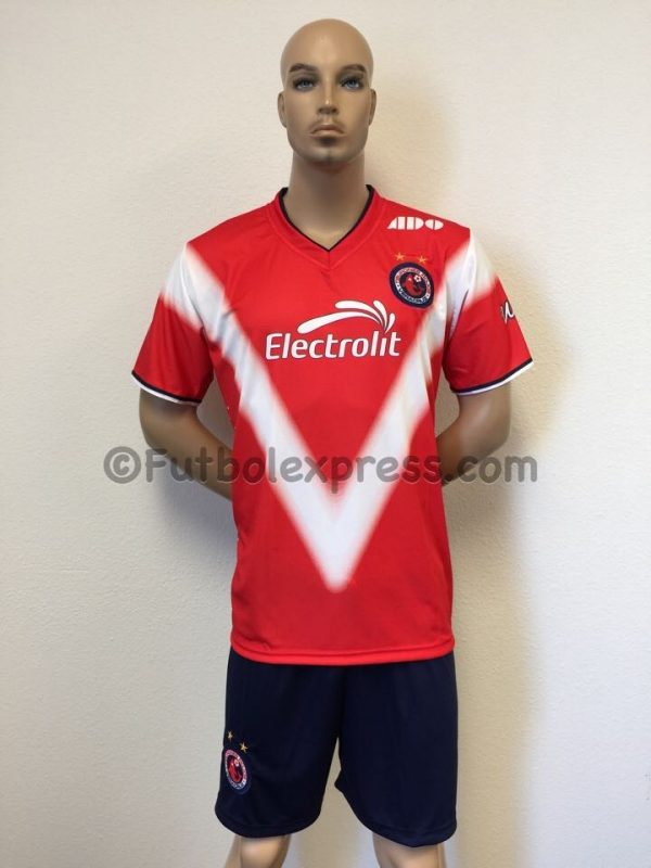 Uniforme Veracruz Local 2016-2017